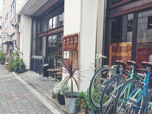 蔵前 カフェ nui