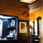 京都 喫茶店 レトロ 散歩 おすすめ 観光 フランソア喫茶室