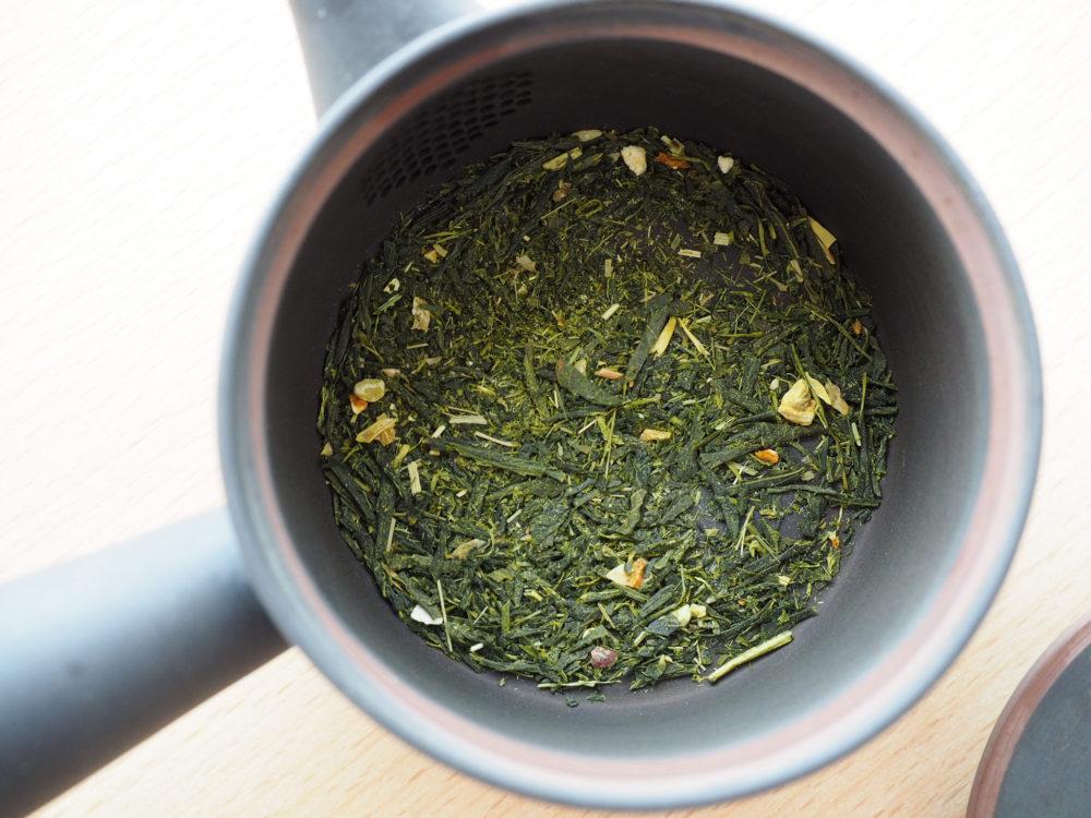 カネ十農園 柚子煎茶