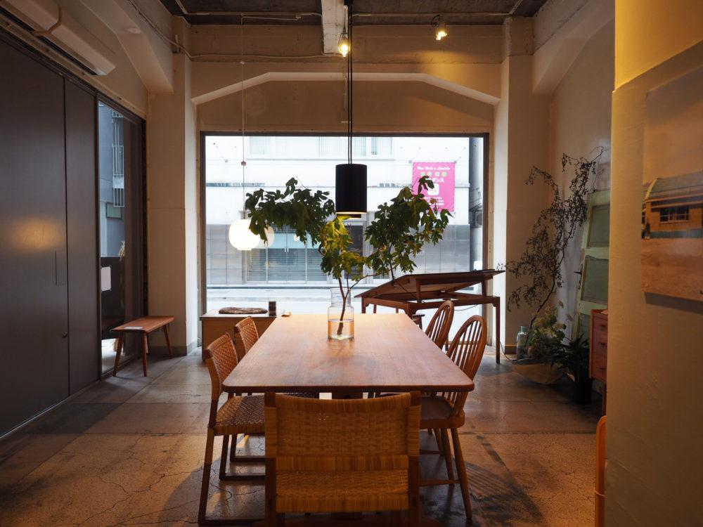 ハルタ haluta 家具 北欧 馬喰町 カフェ