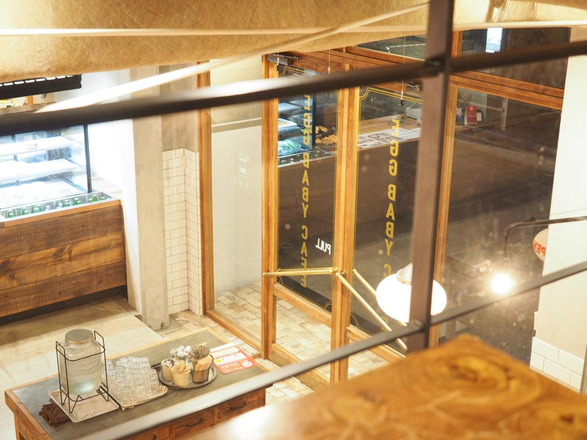 御徒町 egg baby cafe 上野 カフェ プリン