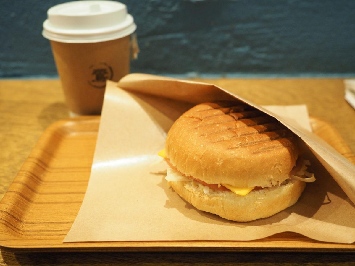 蔵前 モーニング en カフェ cafe 電源 Wi-Fi