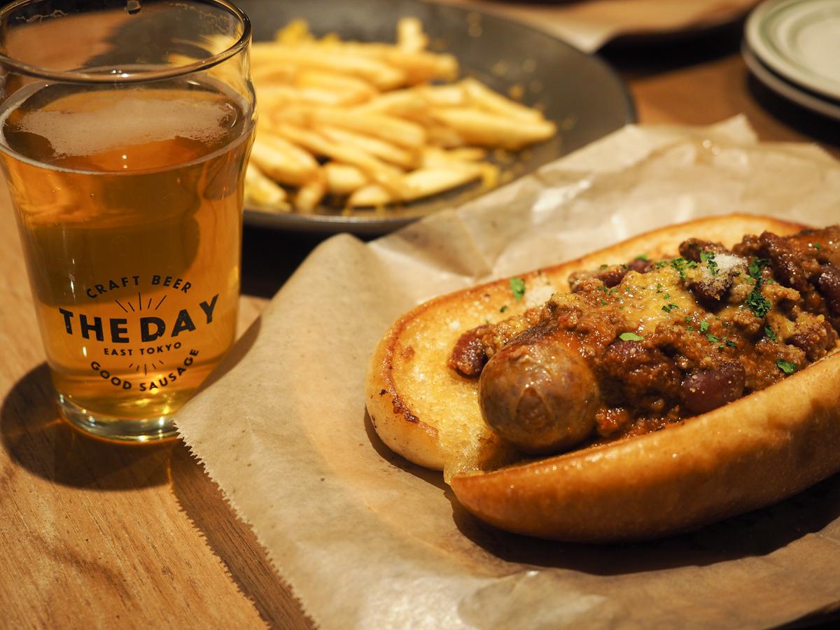 浅草 クラフトビール おすすめ ランチ ディナー ザデイ theday