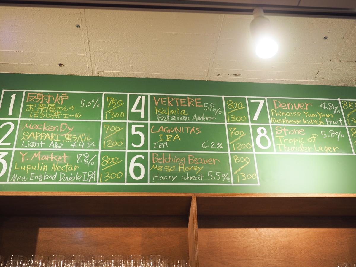 浅草 ランチ おすすめ クラフトビール THEDAY ザデイ ディナー