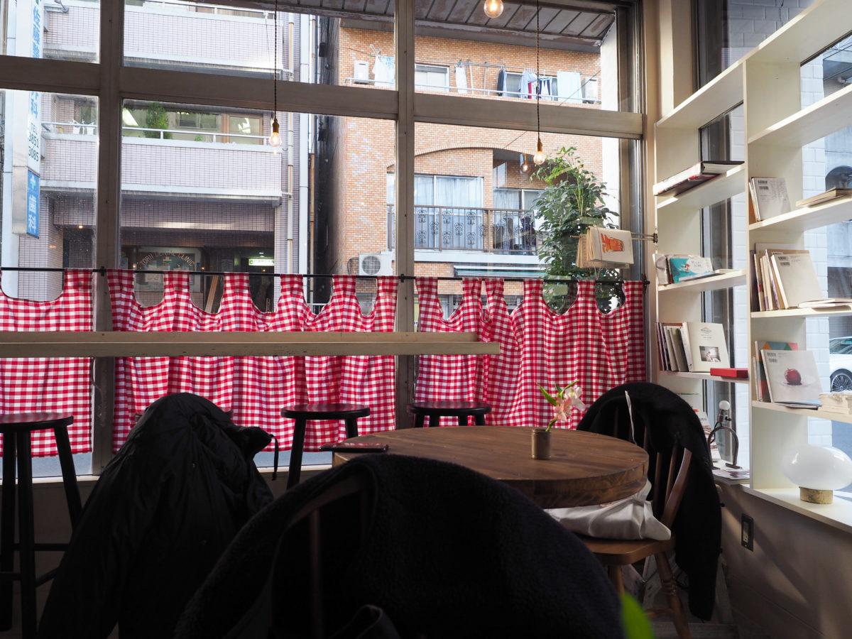 蔵前 チガヤ chigaya パン屋 ドーナツ カフェ
