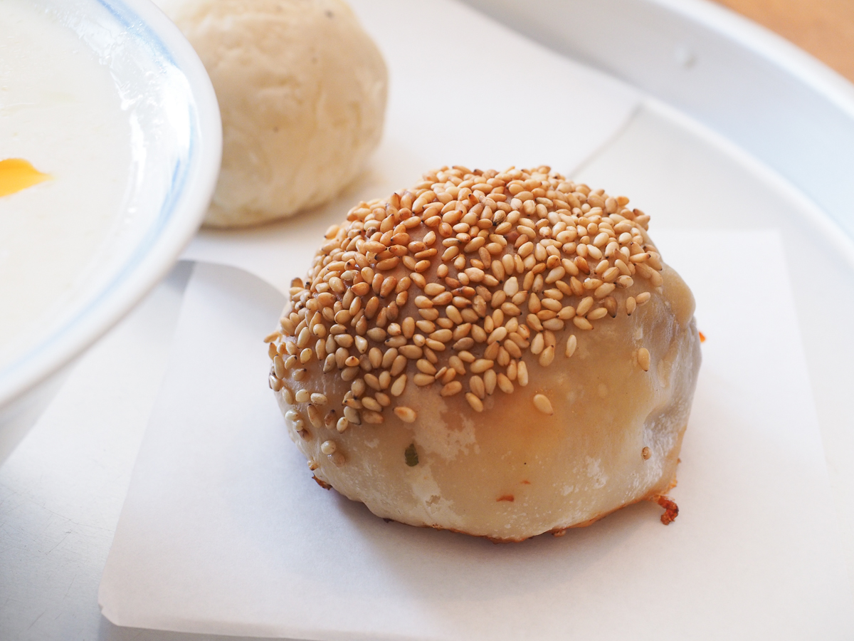 五反田 台湾 朝食〈東京豆漿生活 とうきょうとうじゃんせいかつ〉