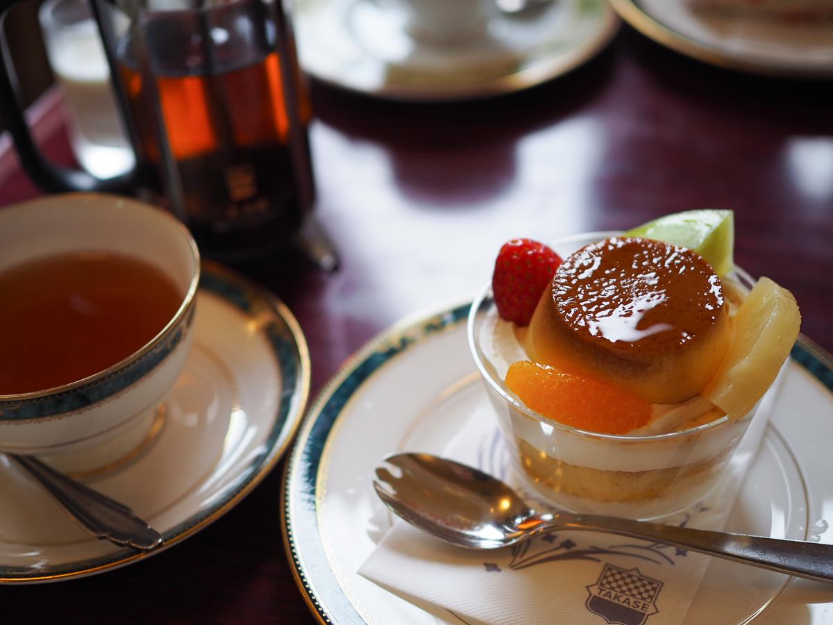池袋 喫茶店 タカセ レトロ カフェ