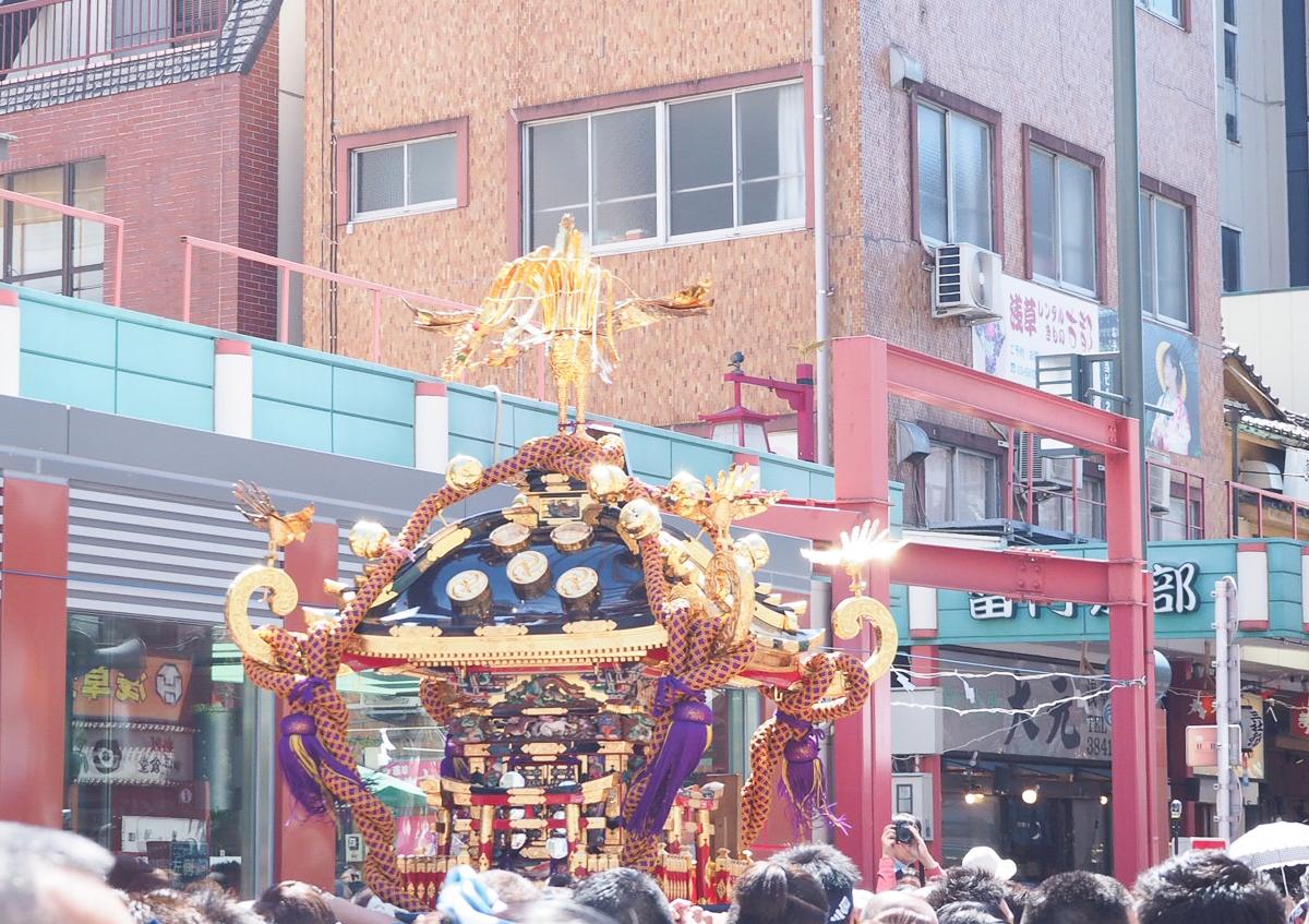 浅草 三社祭 お祭り 東京
