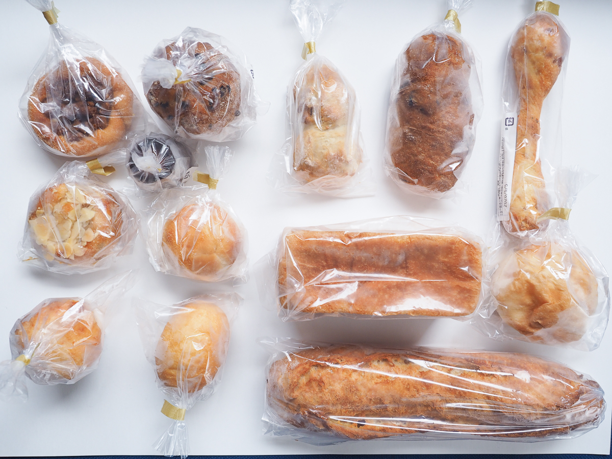 365日 パン 通販 お取り寄せ 365日の郵便飛行 bread