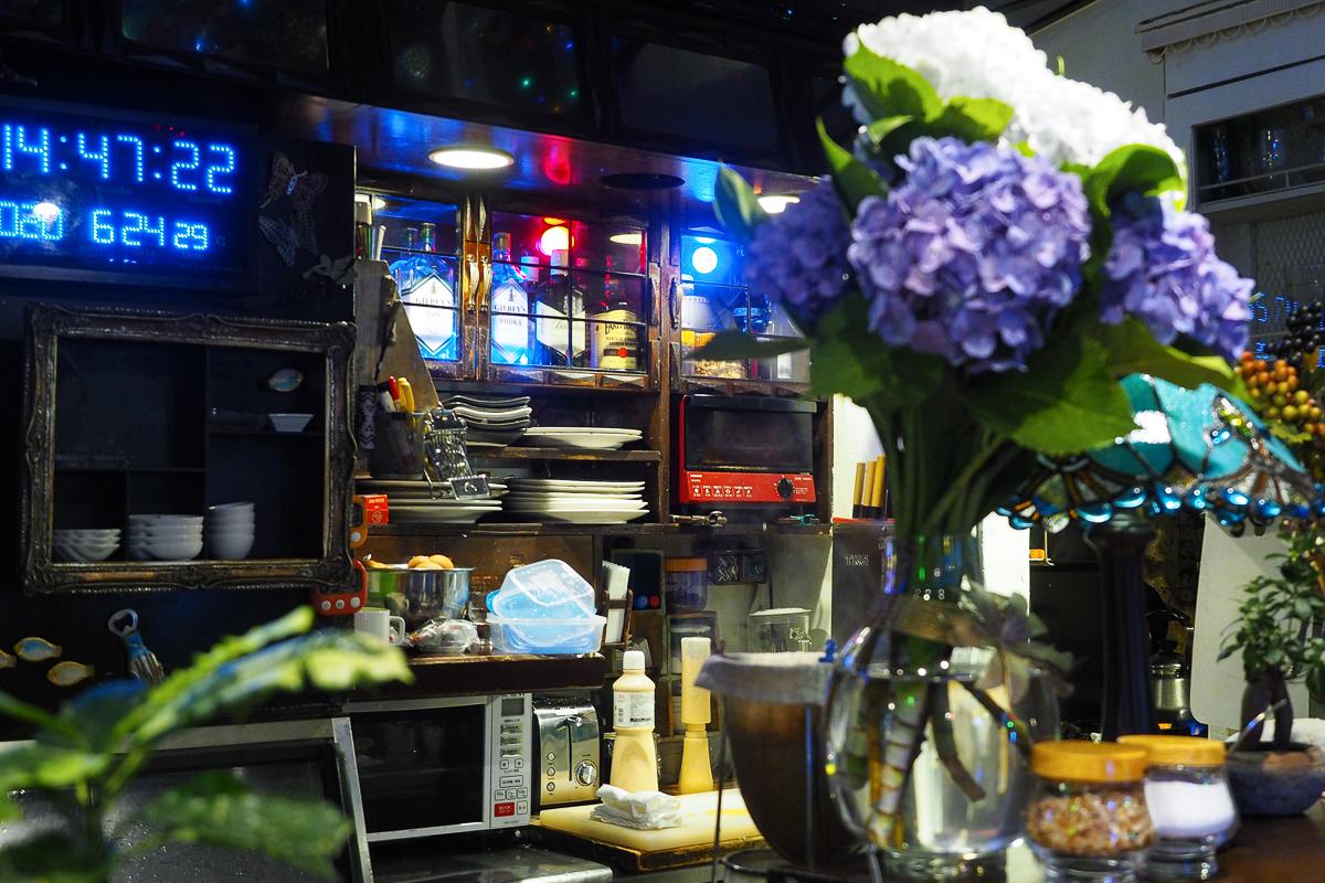 阿佐ヶ谷 喫茶店 gion ギオン 純喫茶 ナポリタン ブランコ カフェ コーヒー