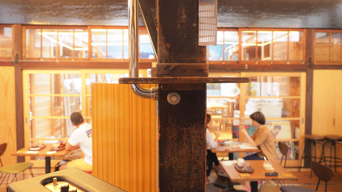 入谷 カフェ 銭湯 レボン快哉湯 かいさいゆ コーヒー おすすめ rebon kaisaiyu cafe
