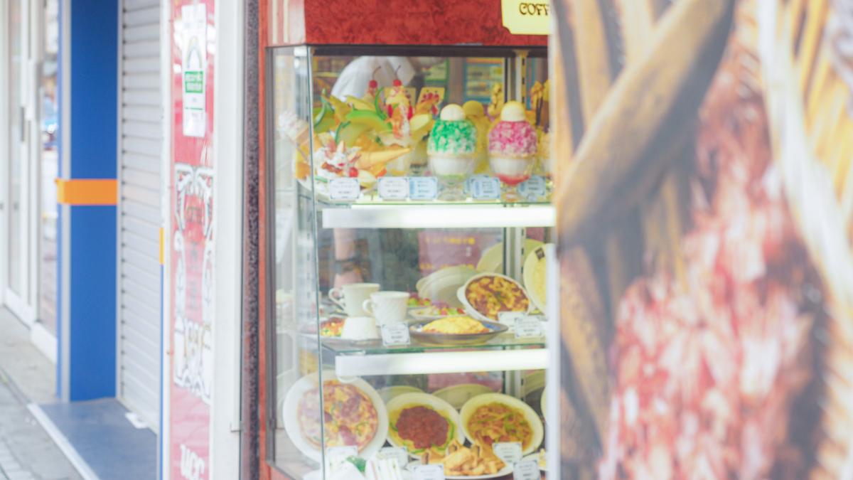 新宿 純喫茶 おすすめ 喫茶店 珈琲西武 コーヒー カレー ランチ
