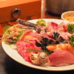 入谷 おすすめ ランチ 斉藤鮮魚 割烹さいとう 海鮮丼 刺身定食 下町グルメ 下町散歩 したまち丼ぶりグランプリ