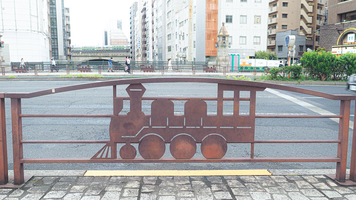 東京観光 下町散歩 神田 喫茶店 老舗 甘味処 蕎麦屋 竹むら ショパン まつや 看板建築