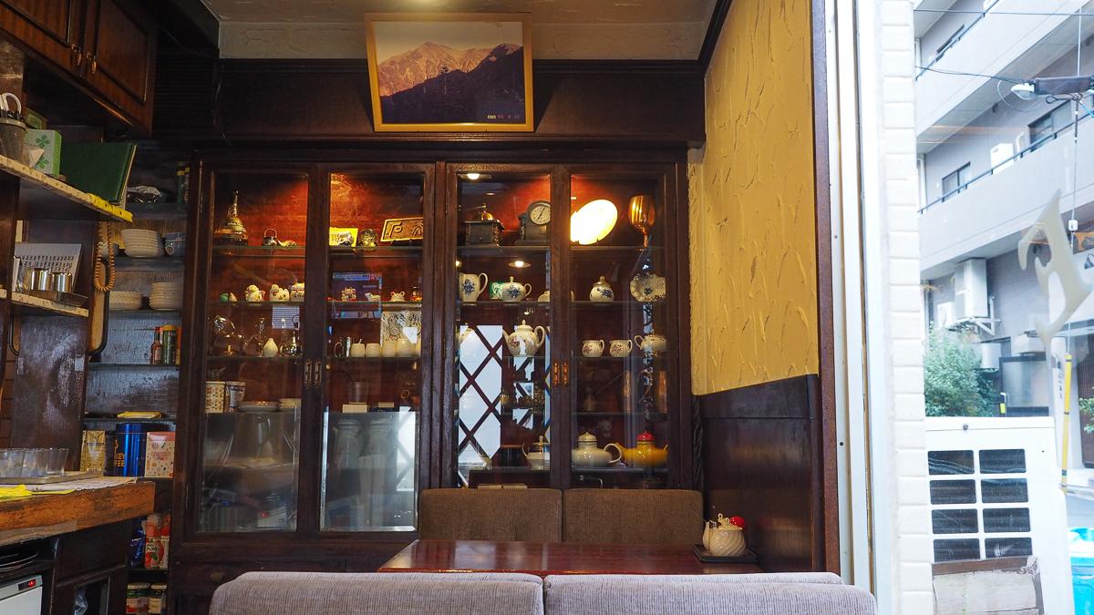 浅草 喫茶店 ロッジ赤石 エビサンド kissa サンドイッチ 老舗