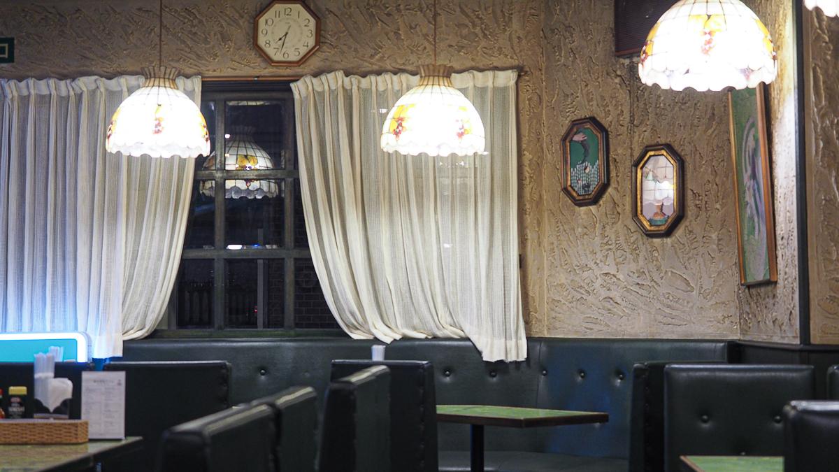 上野 不純喫茶ドープ カフェ 喫茶店 上野御徒町 おすすめ プリン クリームソーダ ナポリタン おすすめ ニトロコーヒー