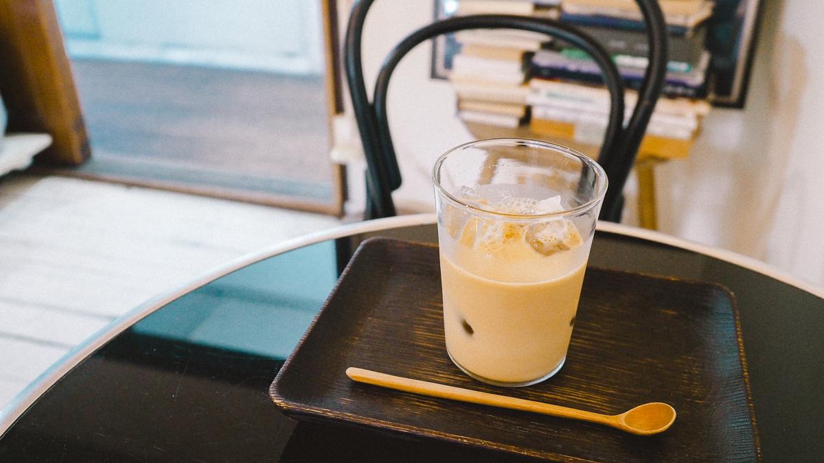 京都 カフェ カフェ工船 コーヒー