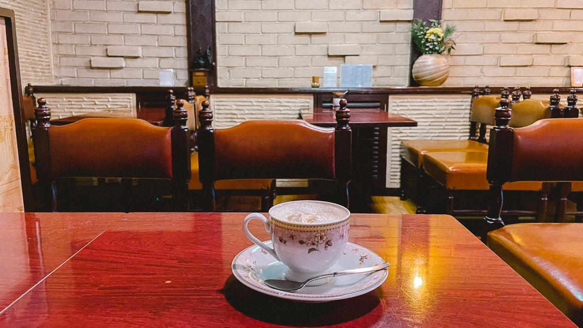 日本橋 おすすめ 喫茶店 カフェ 純喫茶 珈琲郷 コーヒー
