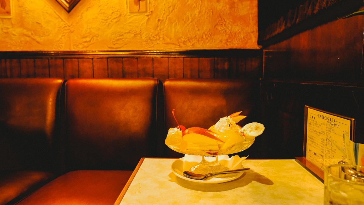 錦糸町 喫茶ニット 喫茶店 老舗 カフェ ニット スイーツ コーヒー 純喫茶