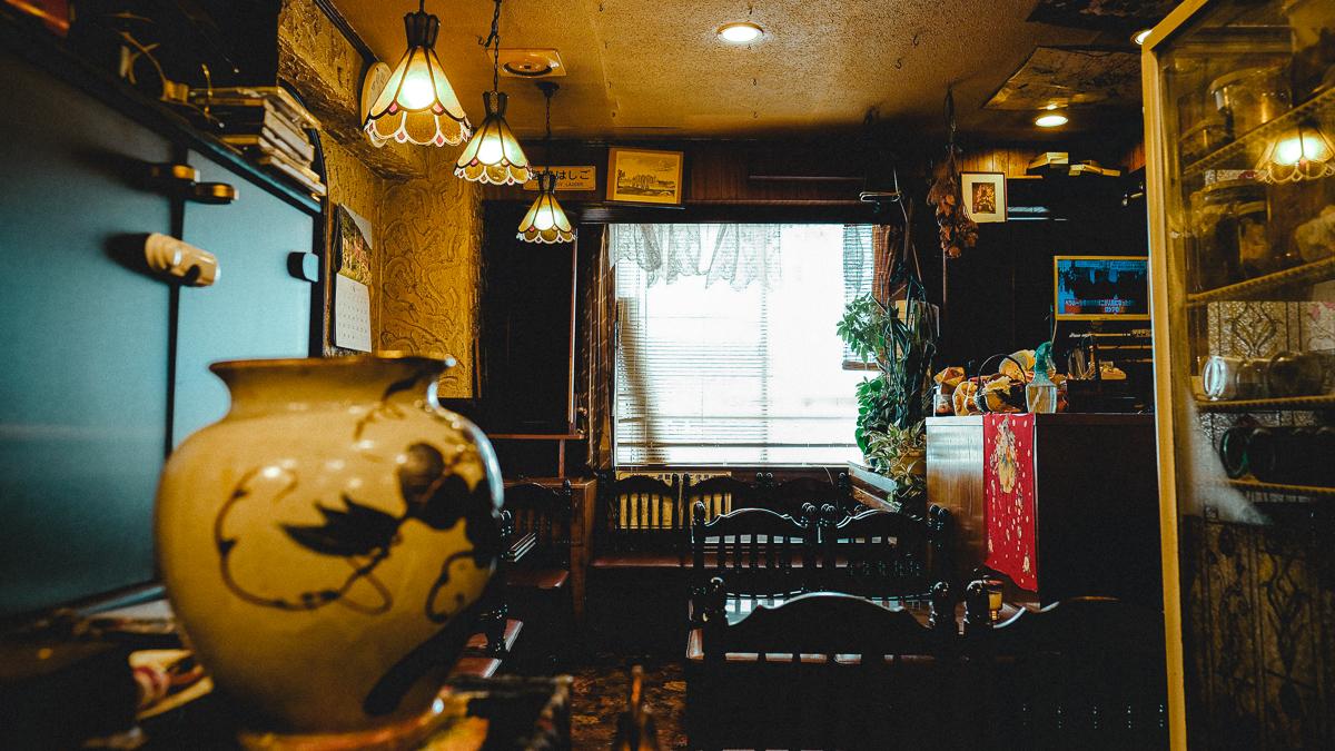 喫茶店 純喫茶 東京 純喫茶巡り 昭和レトロ coffeetime カフェオレ 白山 文京区 白山カフェ 貴苑 nostalgic