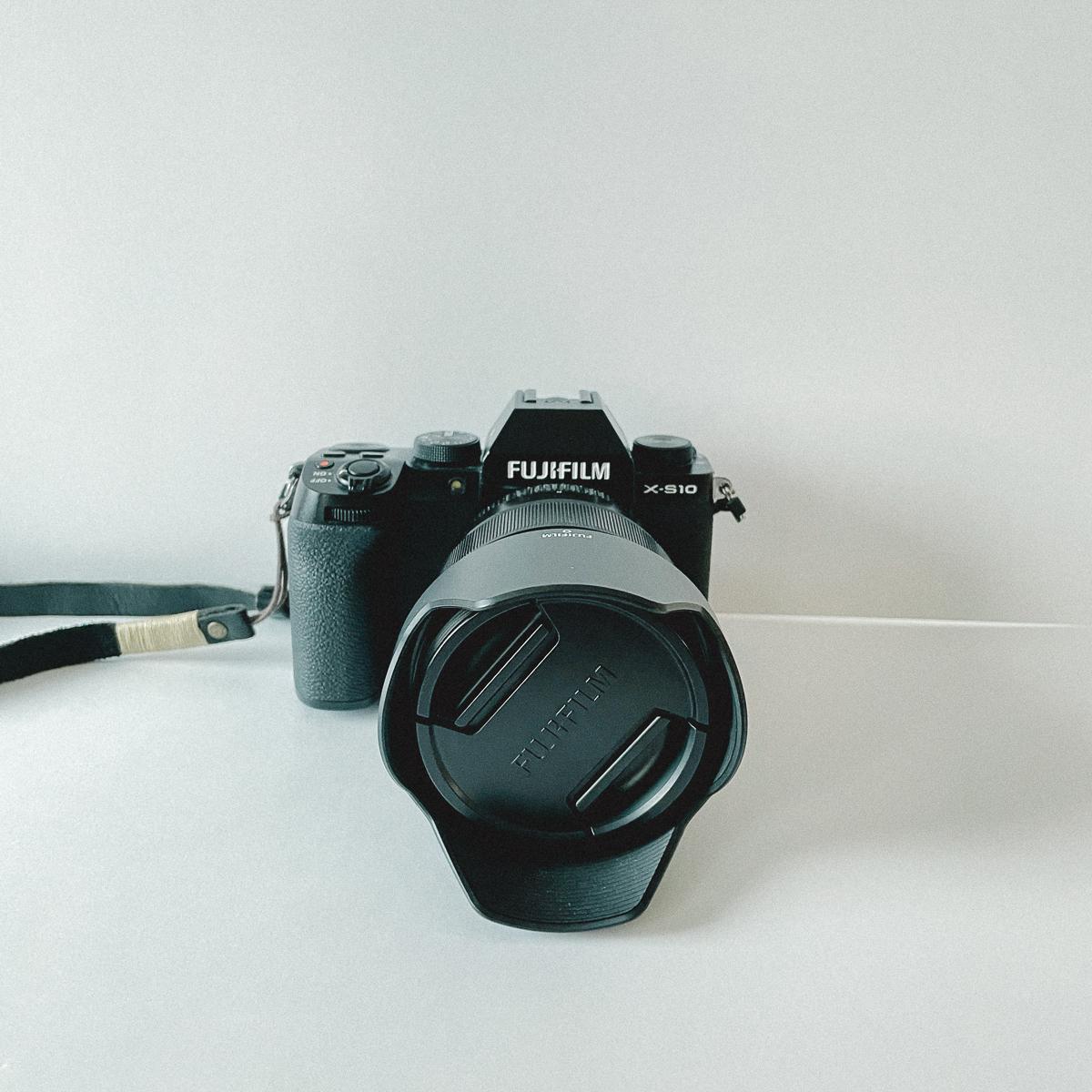 一眼レフ カメラ おすすめ FUJIFILM XS-10