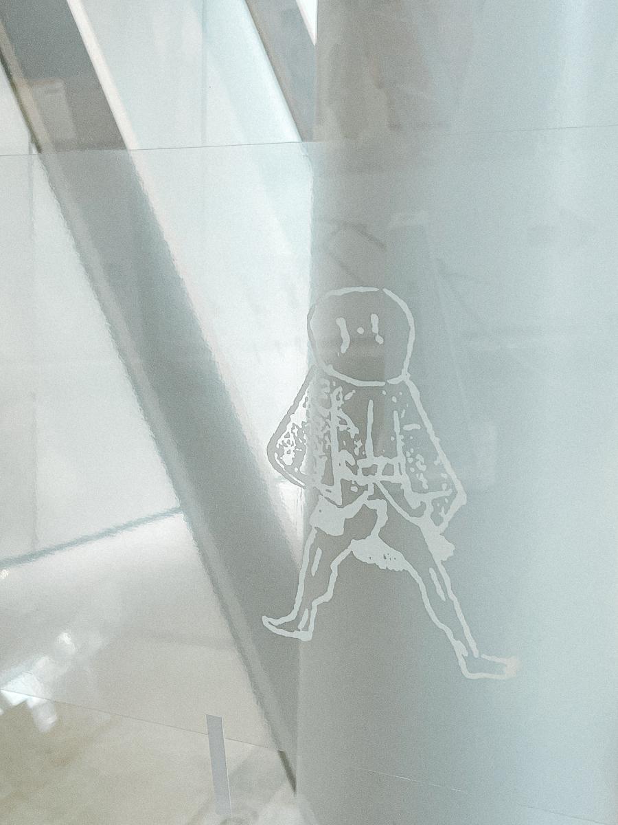 すみだ北斎美術館 両国 葛飾北斎 観光 おすすめ 美術館 東京 散歩 下町散歩 建築 妹島和世 おすすめ 公園